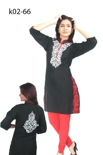 cotton kurti and colorful tunics from India