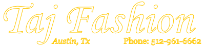 Taj Fashion, Indian clothing and jewelry from India - Austin Texas